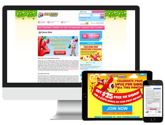 bingo online casinos