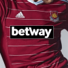 Image of BetWay Casino West Ham shirt