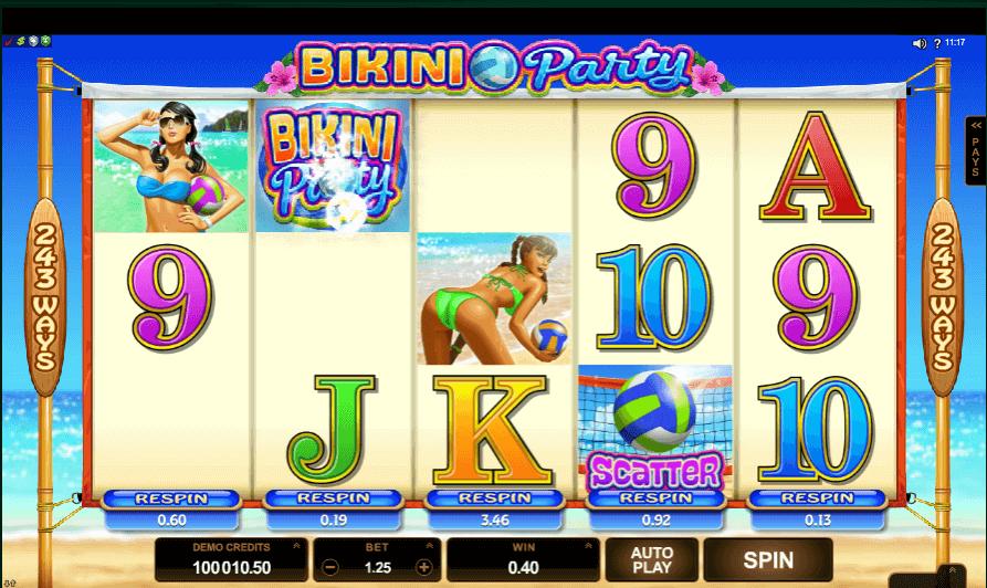 Spiele Bikini Party - Video Slots Online