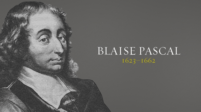 Image of Blaise Pascal inventor of the roulette wheel