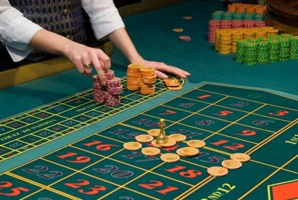 Image of Craps Table