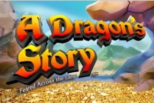 A Dragon's Story slot - defend Ruff's gold at Casumo