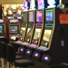 An image of Betting machines in a land casino