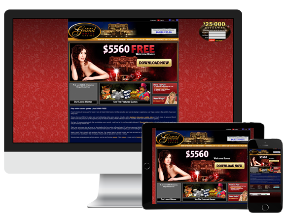 An Image of the Grand Hotel Casino Review on Multiple Platforms