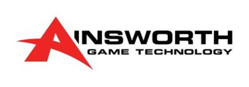 Image of Ainsworth Gaming Technology Logo