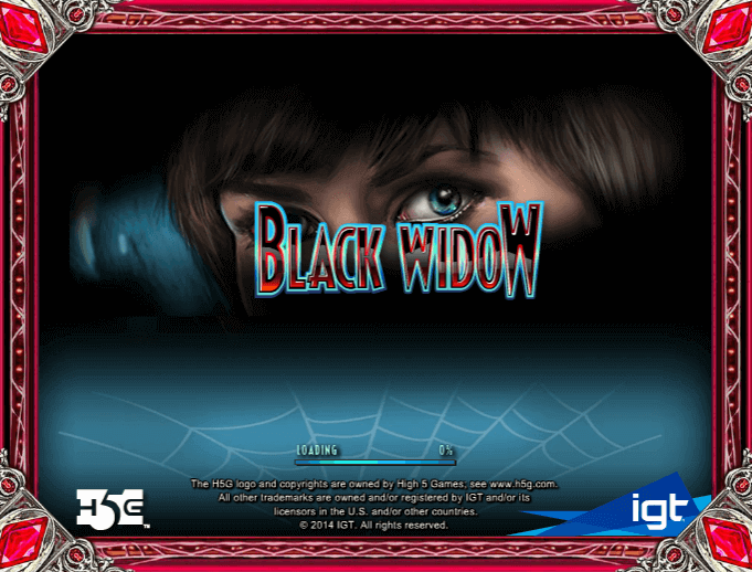 Atari Black Widow Slot - Play Online for Free Now