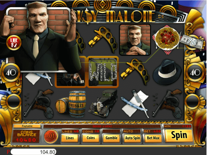 Bucksy Malone Online Slot - Play the Popular Slot for Free