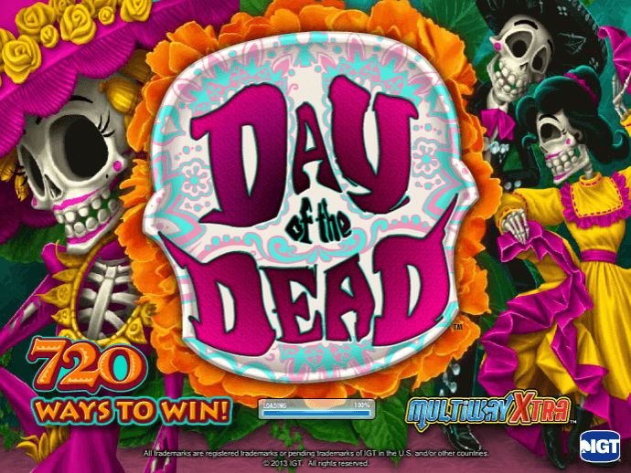 Image of Day of the Dead Online Slot
