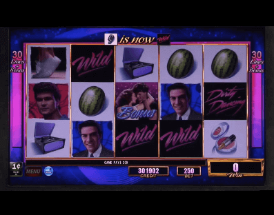 Play Dirty Dancing Progressive Slots at Casino.com Canada