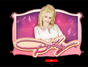 Image of Dolly Parton Online Slot