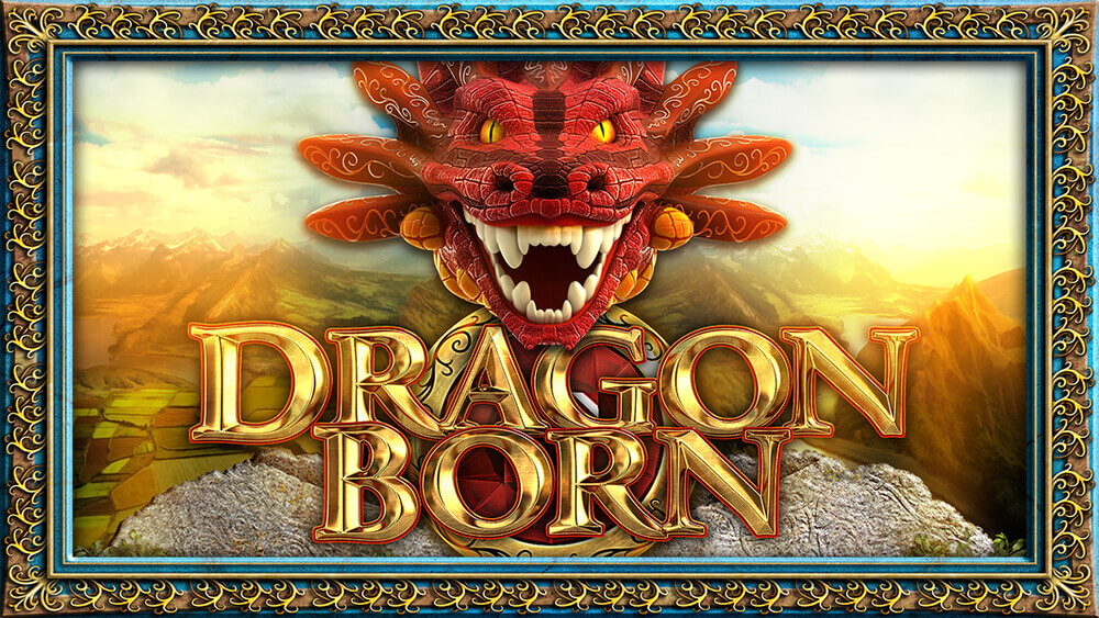 Image of Dragon Born Online Slot