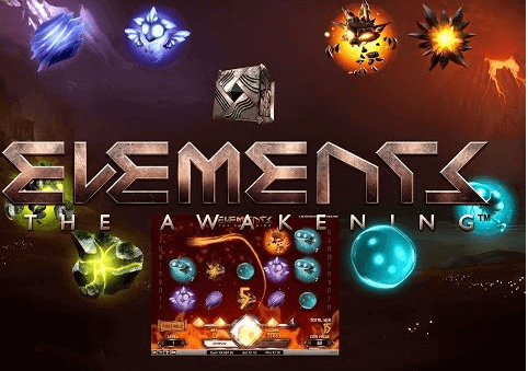 Image of Elements online slot