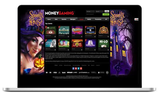 Blackjack website