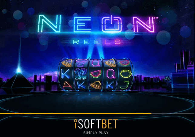 Image of Neon Reels Slot Game