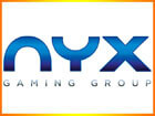 Image of NYX Gaming Online casino softwareprovider logo
