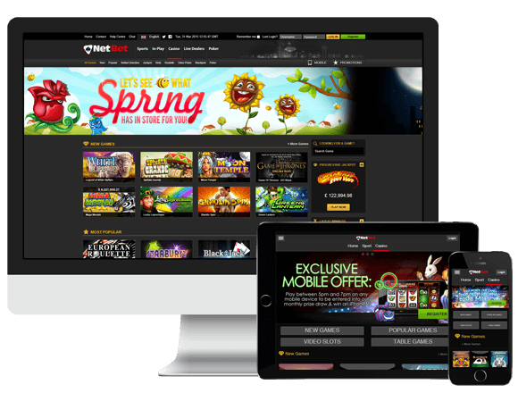 Netbet Casino Download