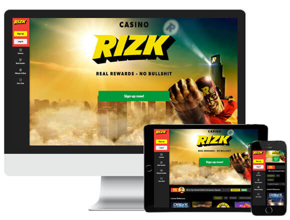 Image of Rizk desktop pad mobile