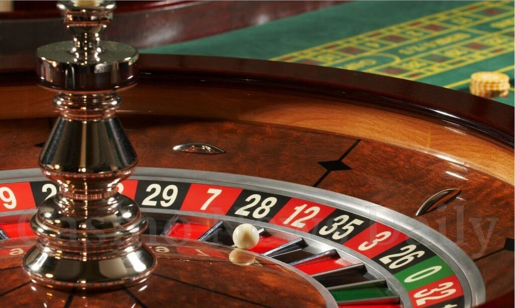 Image of Roulette