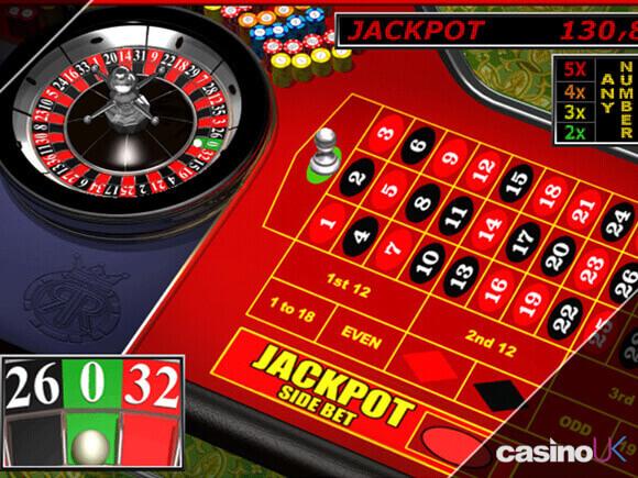 Roulette royale online
