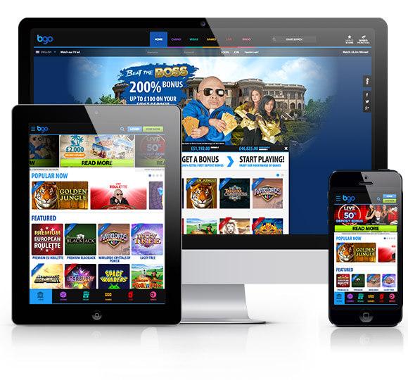 best online casino bgo