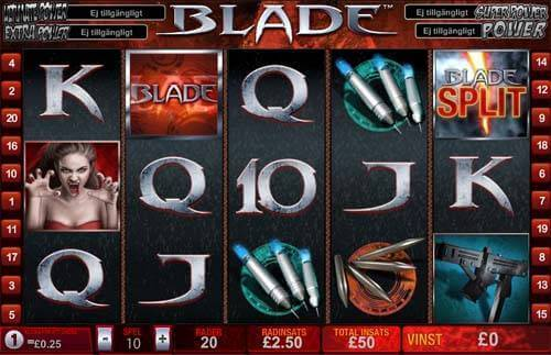 Image of Blade Slot in play