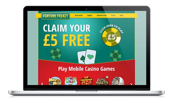 online casino websites fortune online