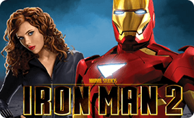 Image of Iron Man 2 logo