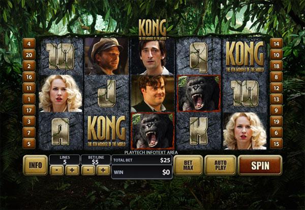 Play King Kong Slot Online