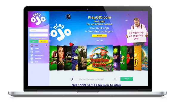 Play Ojo Casino Online Review With Promotions & Bonuses
