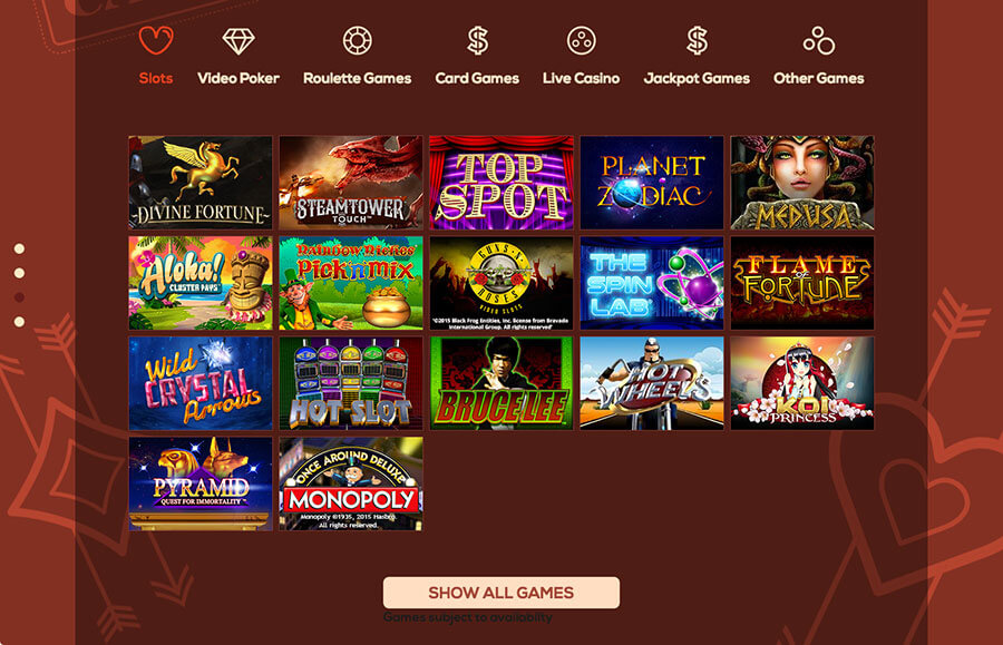 best casino bonuses online river queen