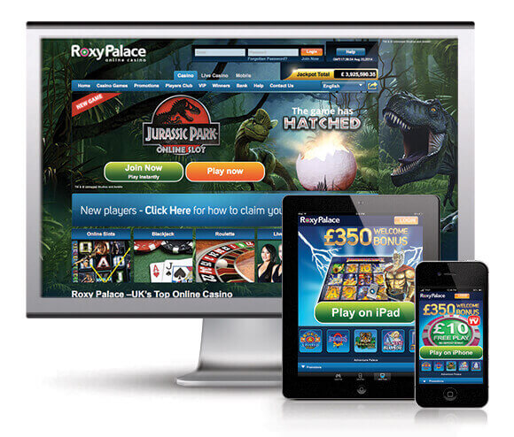 Roxy Palace Casino - Free Download Casinos Play Online Casino Games