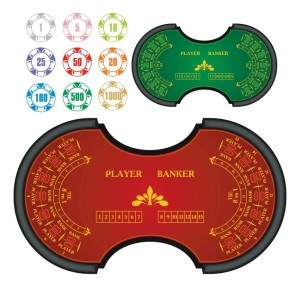 Image of Baccarat bets