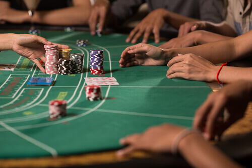 Image result for How to play Baccarat online