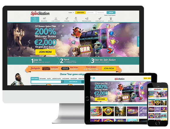Image of Spin Palace multi-platform