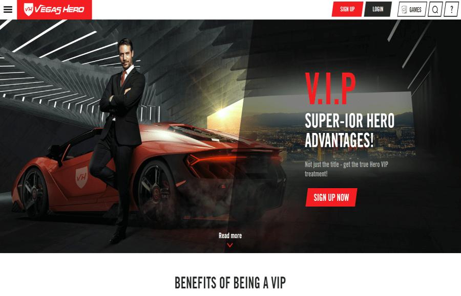 Vegas Hero Casino Review - Vegas Hero™ Slots & Bonus | vegashero.com