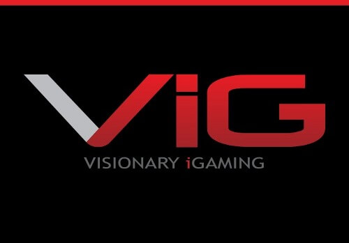Visionary iGaming logo